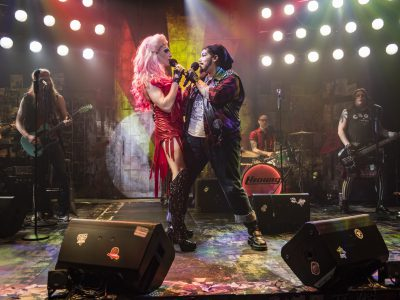Theater: Rep's 'Hedwig' Is Crazy Rock-Fueled Fun