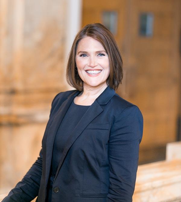 Rebecca Kiefer. Photo courtesy of Kiefer for Judge.