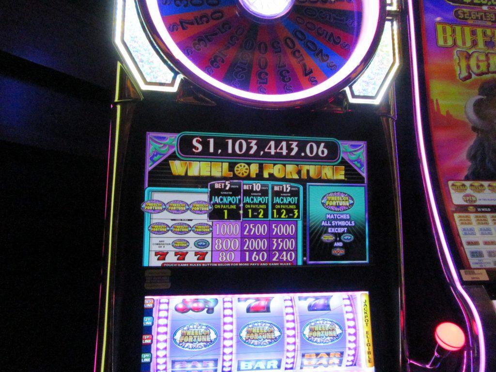 Potawatomi bingo jackpots lottery
