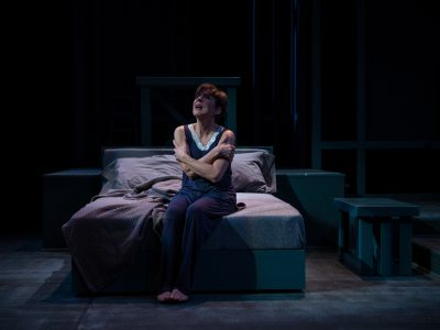 Theater: Next Act Play Punches Above Its Weight