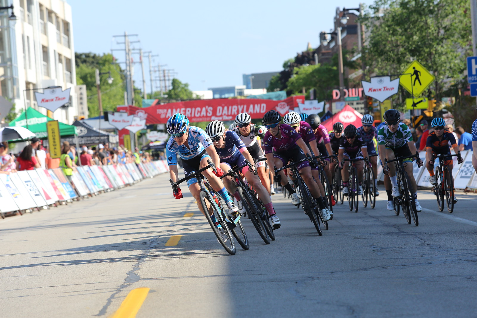 Professional Bike Racing Returns to Greendale and Manitowoc as Part of 12th Annual Tour of America's Dairyland Multi-day Road Bike Racing Series