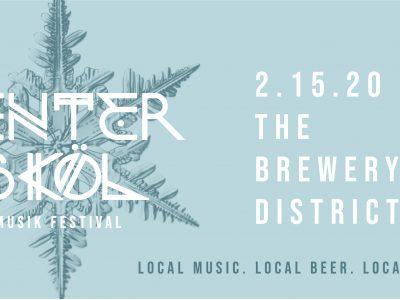 The Brewery Neighborhood Improvement District #1 to host first VinterSköl Musik Fest