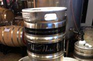 Wizard Works Keg. Photo Courtesy of Wizard Works Brewing Company.