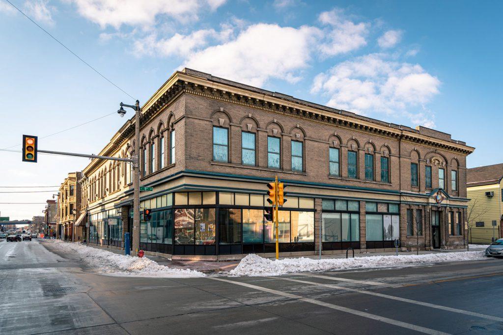 504 W. National Ave. Photo courtesy of NEWaukee.