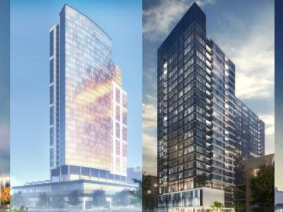 Plats and Parcels: Tracking Four Downtown Tower Proposals