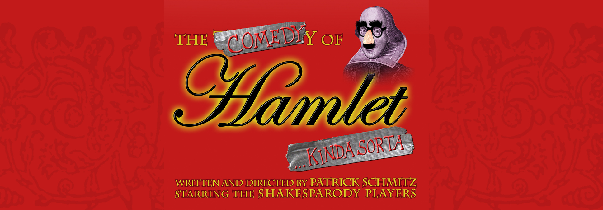 The Comedy of Hamlet….Kinda Sorta Plays at the Marcus Center this May!