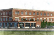 100 N. Jefferson St. Rendering by Renner Architects.
