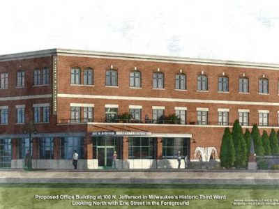 Eyes on Milwaukee: Renner Plans Third Ward Office Building