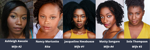 Milwaukee Repertory Theater Presents Danai Gurira's ECLIPSED March 3 – 29, 2020