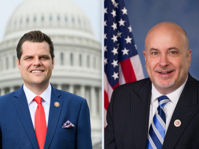 U.S. Reps. Matt Gaetz and Mark Pocan Join in Cosponsoring Checkoff Reform Bill