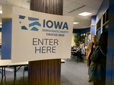 Wisconsin Holds Satellite Iowa Caucus