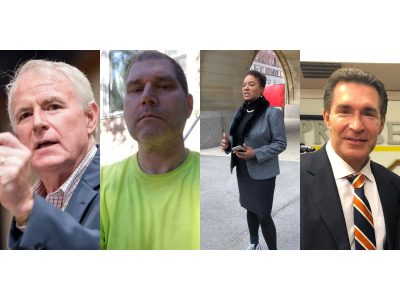 Vote Tuesday: Mayoral Candidates