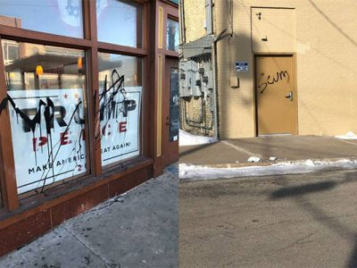 Milwaukee Republican Field Office Vandalized