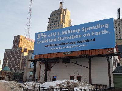 Op Ed: A Billboard With a Simple Message