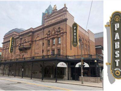 Eyes on Milwaukee: New Signs for Pabst Theater