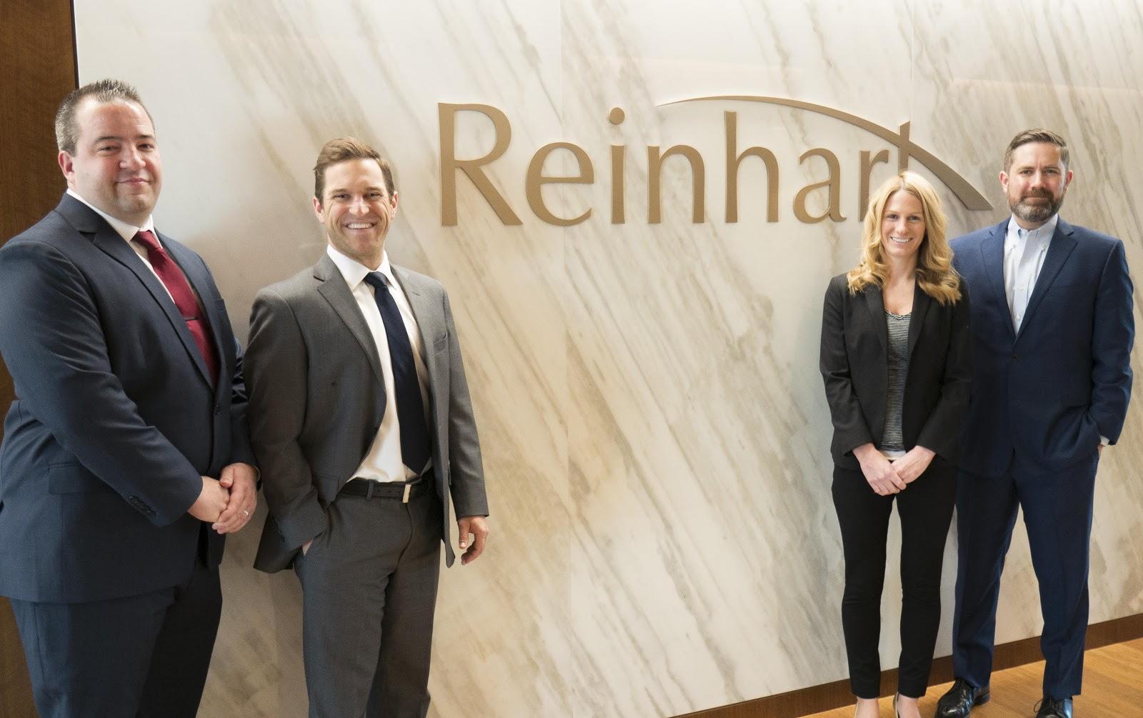 Wisconsin Veterans Chamber Announces Reinhart Boerner Van Deuren Elevating Commitment as Gold-level Sponsor