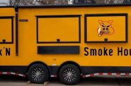 TK's Smokn' Smoke House. Photo from Facebook.