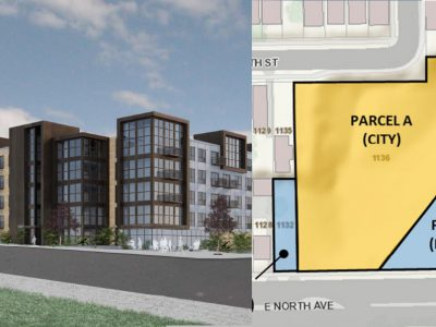 "Eyes on Milwaukee: City Selling ""Prime"" E. North Ave Site"