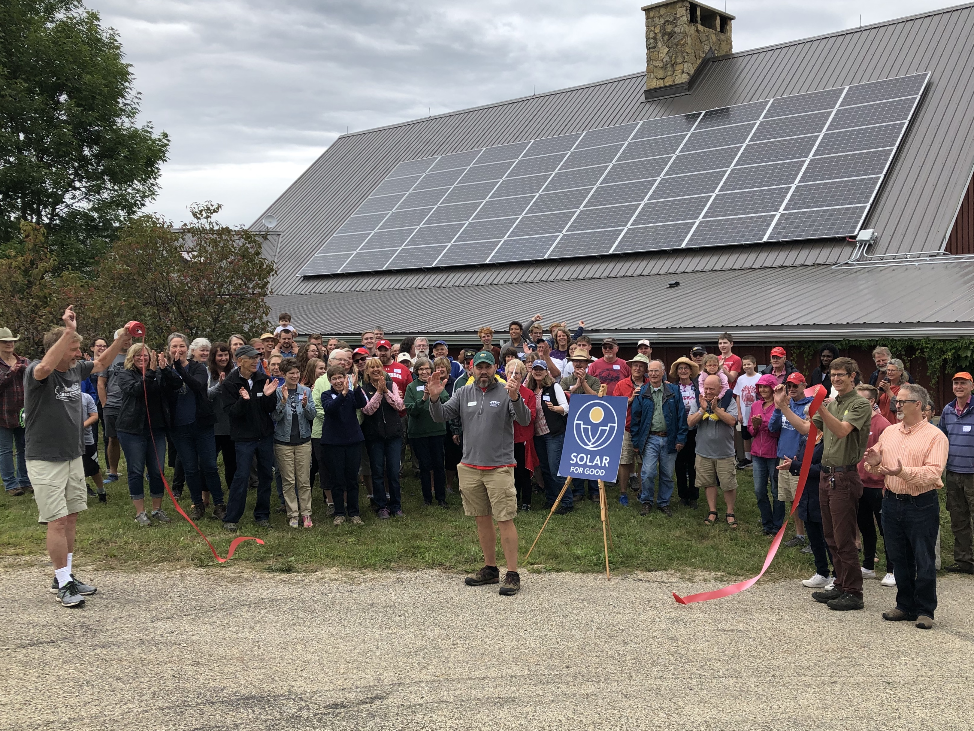 "Solar for Good Program Opens Sixth Donation Round to Assist Wisconsin Nonprofits in ""Going Solar"""