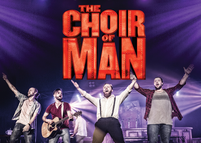 Get Tickets to the Choir of Man.