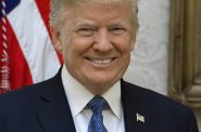 Official portrait of President Donald J. Trump, Friday, October 6, 2017. Official White House photo by Shealah Craighead.