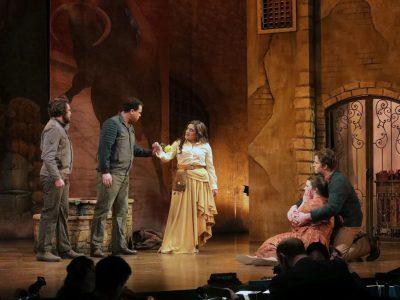 Opera: Florentine Presents Its 'Carmen' Digitally