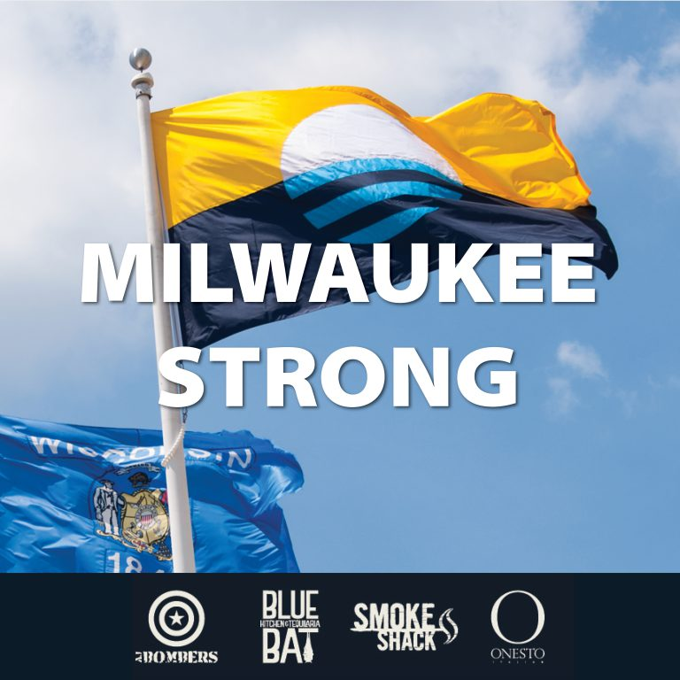 Milwaukee Strong.
