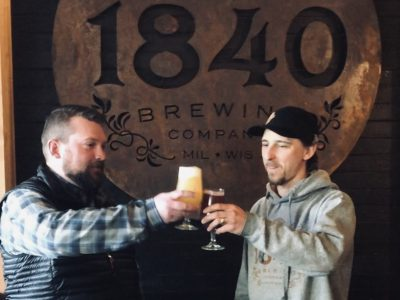 Washington County Parks Announce Partnership with 1840 Brewing Company
