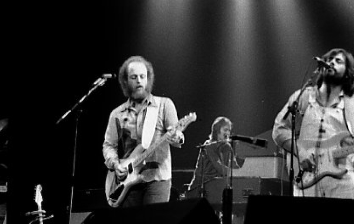 Little Feat, Paul Barrere and Lowell George. Photo by Jean-Luc / CC BY-SA (https://creativecommons.org/licenses/by-sa/2.0)