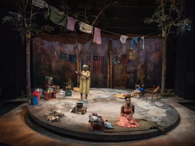Theater: Rep's 'Eclipsed' Is Harrowing Yet Funny