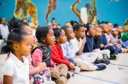Organizations that serve Milwaukee youth are being forced to be creative amid the coronavirus-forced closures. Photo provided by Neu-Life Community Development.