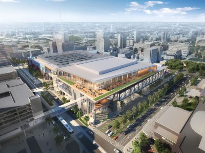 Plats and Parcels: Convention Center Expansion Paused