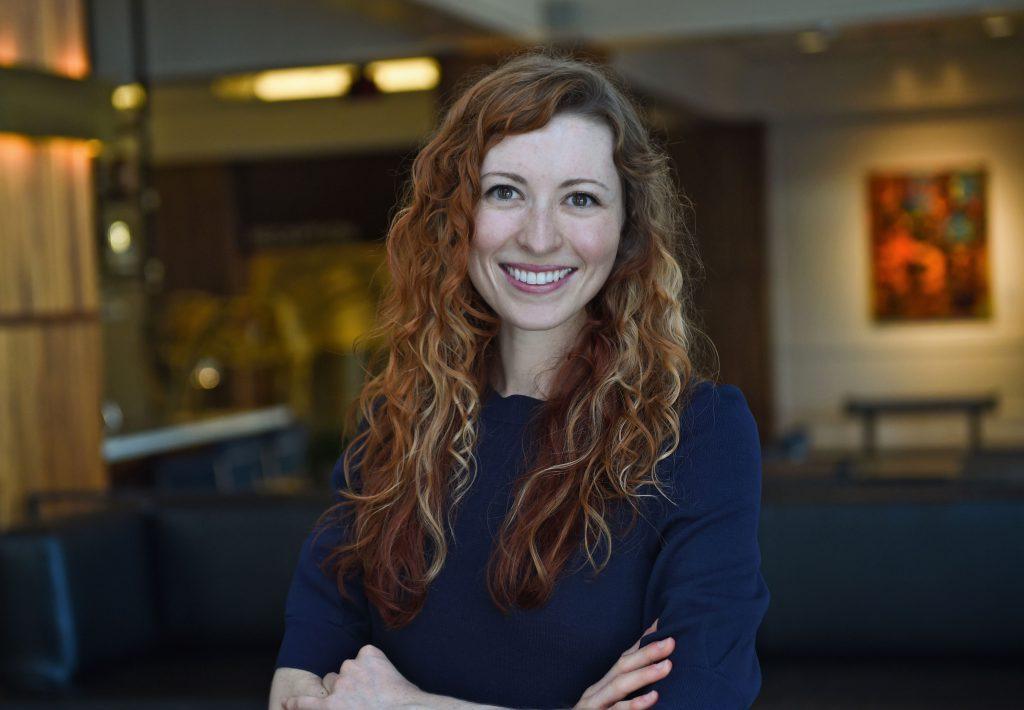 Samantha Timm. Photo courtesy of Marcus Hotels & Resorts.