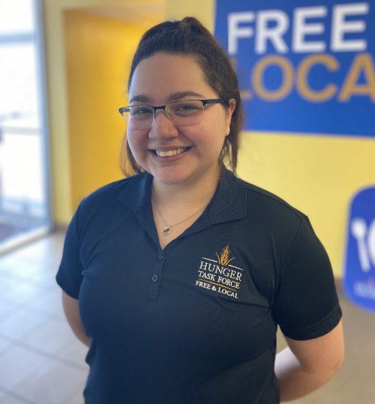 Abigail Favela. Photo courtesy of Marquette University.