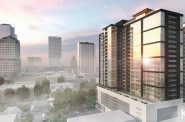 2020 revision to Ascent. Rendering by Korb + Associates Architects.