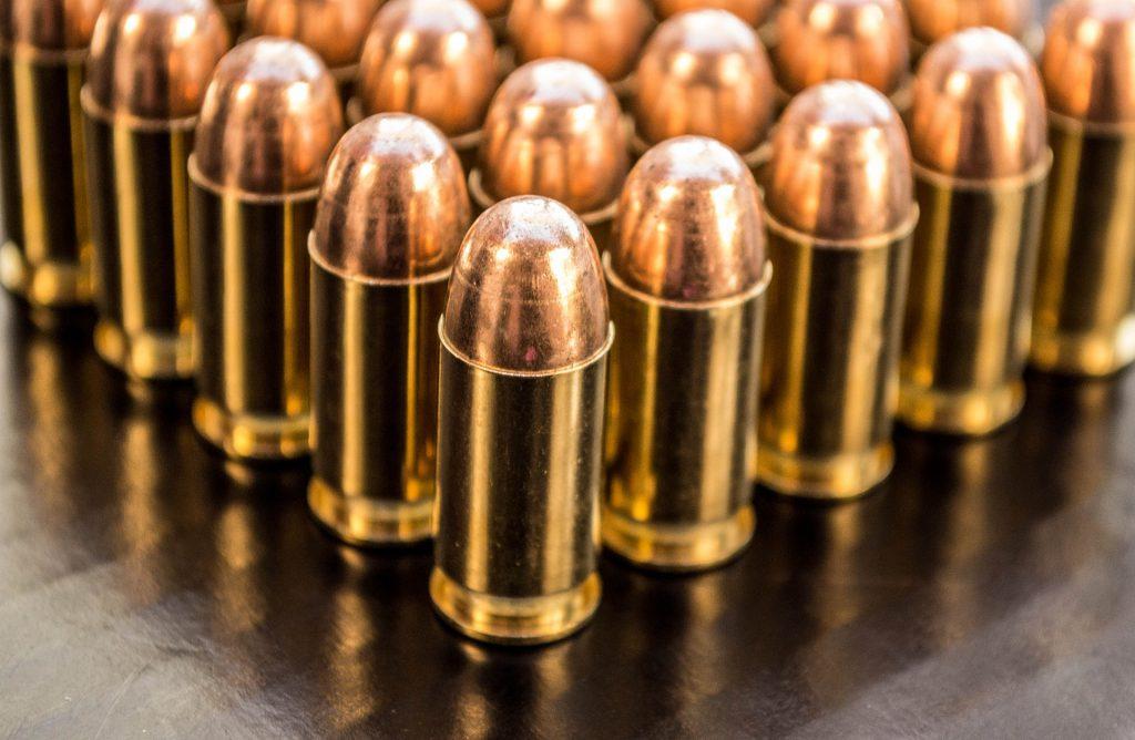 Bullets. Pixabay License.