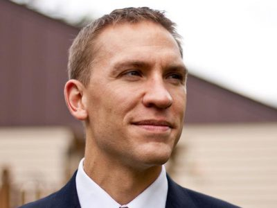 Chris Larson Files To Run for U.S. Senate