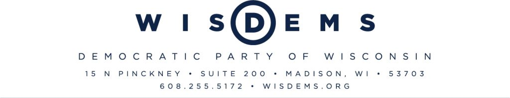 Democratic Party of Wisconsin Announces LOL Comedy Fundraiser