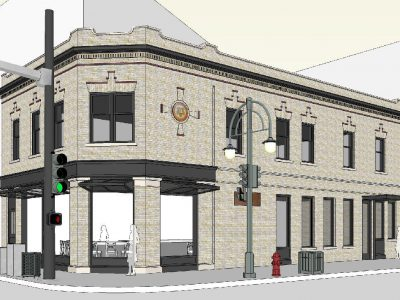 Plenty of Horne: 'Attractive' Facade Changes for Historic Tied House