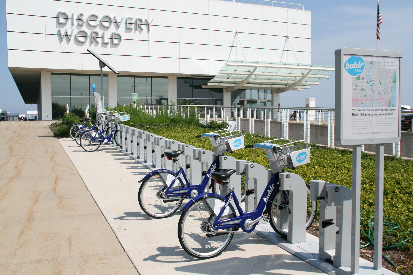 Discovery World Announces Staff Changes Due to COVID-19
