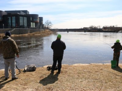 State Residents Turn to Outdoors