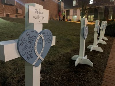 Community Honors Shooting Victims