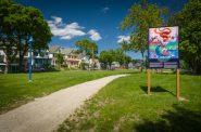 KK River Plaza. Photo by M. Von Haselberg/LISC.