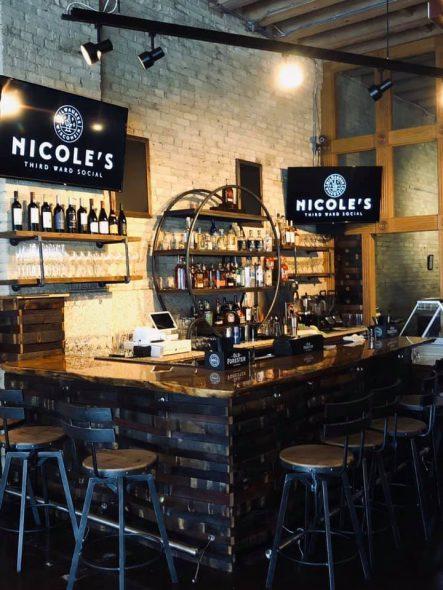 Nicole's Third Ward Social. Photo courtesy of Sydra Group.