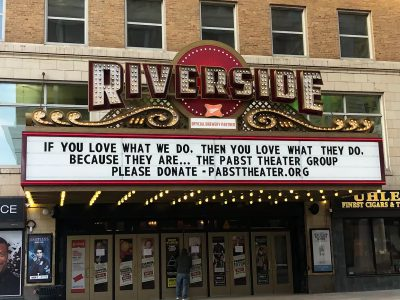 Pabst Theater Group Creates Employee Relief Fund