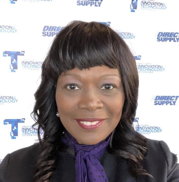 Sharon Jordan. Photo courtesy of LISC.