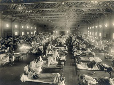 Why the 1918 Flu Pandemic Was So Huge