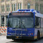 Transportation: County Buses Will Collect Fares Again