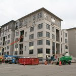 Friday Photos: St. Rita Square Nears Completion