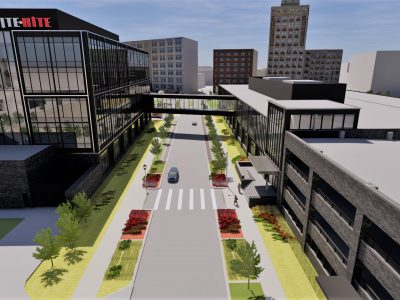 Rite-Hite Submits Renderings for Proposed New Global Headquarters